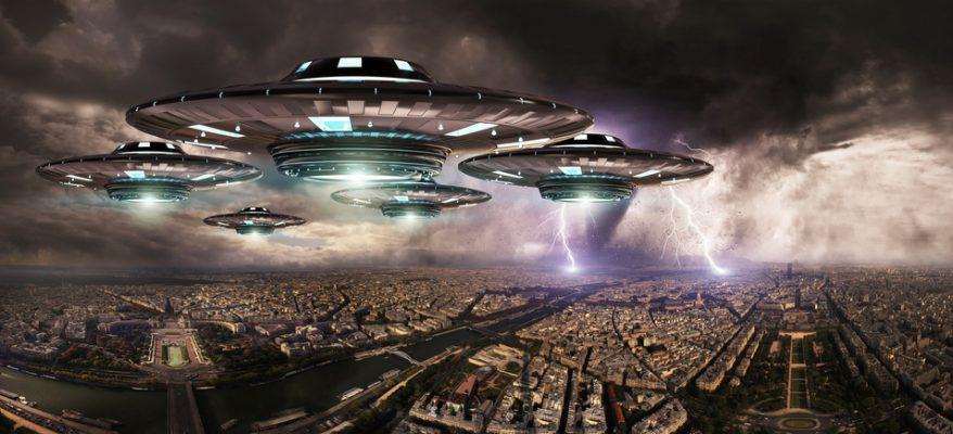 serie tv ufo
