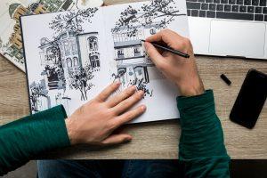 studiare arte